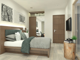 1 bed new Apartment in Chiang Mai