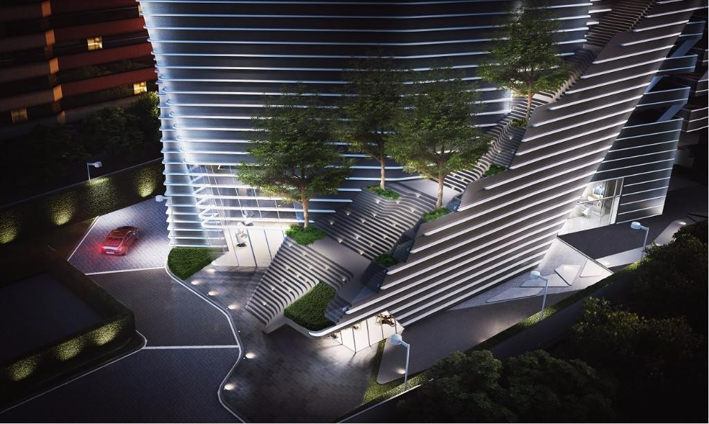 new Apartment for sale in Huai Khwang, Bangkok