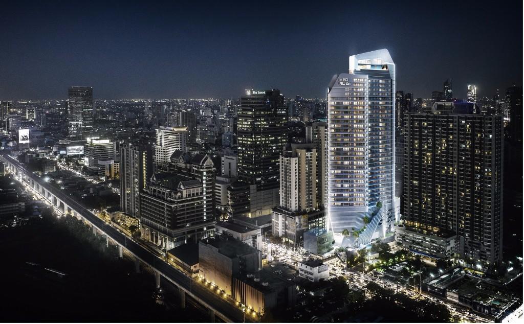 2 bed new Apartment in Huai Khwang, Bangkok