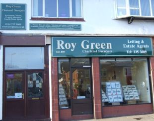 Roy Green Estate Agents, Leicester (Lettings)branch details