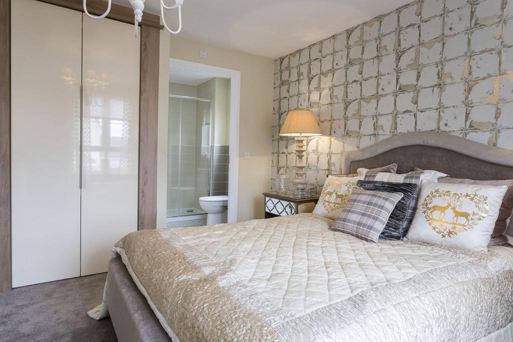 Dunvegan Master bedroom