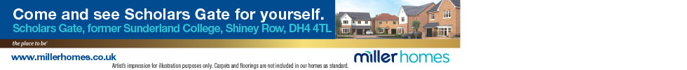Miller Homes North East, Scholars Gate