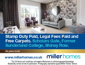 Get brand editions for Miller Homes North East, Scholars Gate