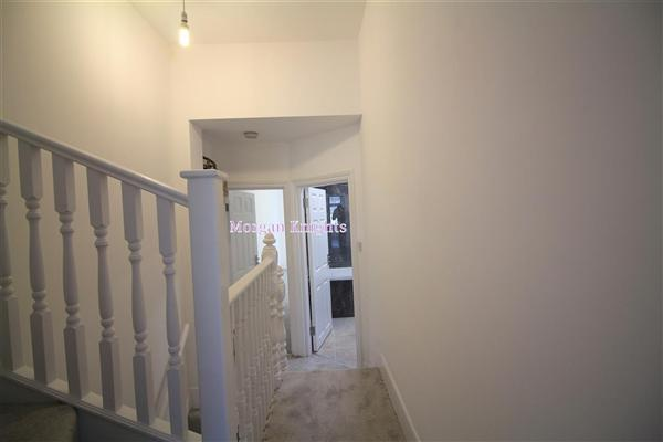 Stairs to Loft Room: