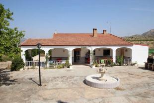 Villa for sale in Sax, Alicante, Spain