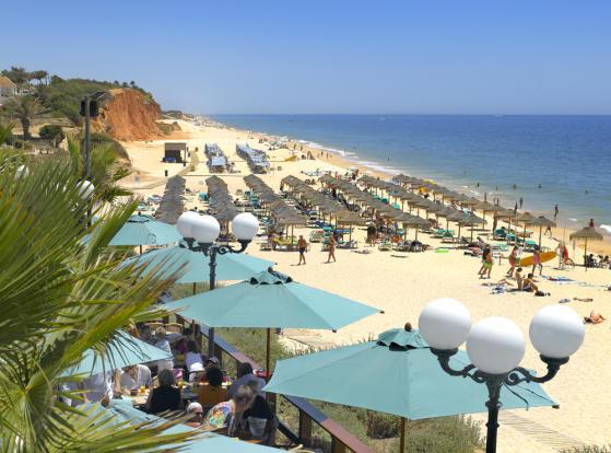 Vale Do Lobo beach