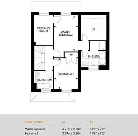 Plot 6 & 7, First Floor