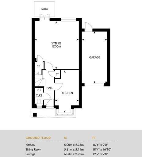 Plot 22 & 23, Ground Floor
