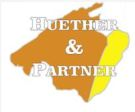 Huether and Partner, Mallorca logo