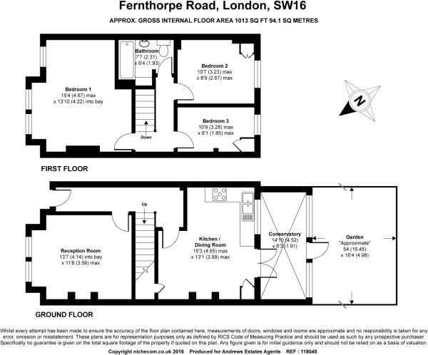 fernthorpe road