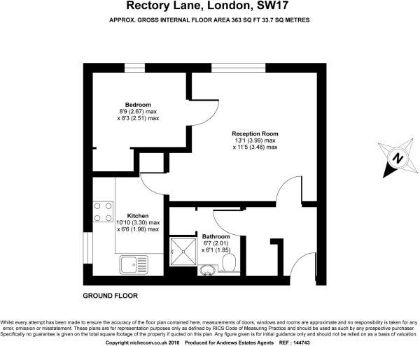 rectory lane 129, flat 2