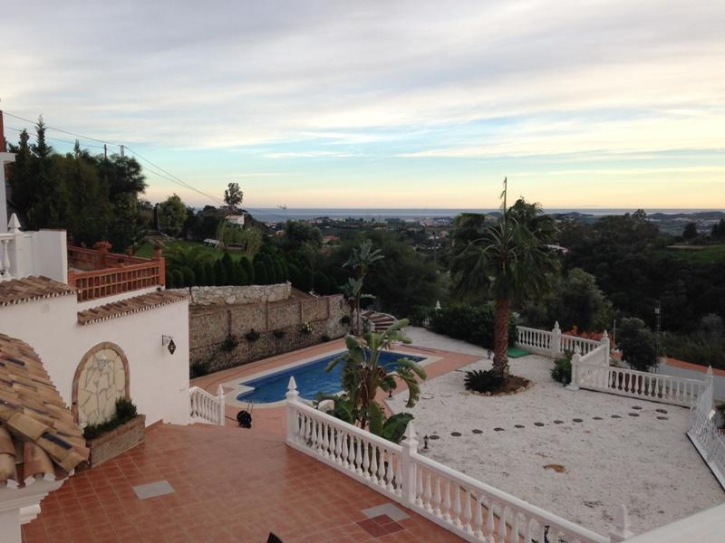 Villa for sale in Andalusia, Malaga, Mijas