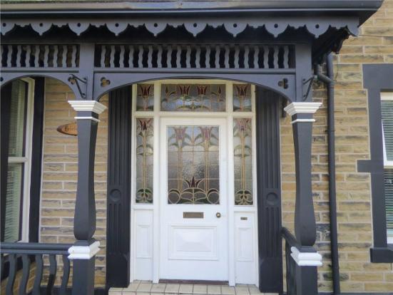 Front Door External