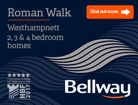 Get brand editions for Bellway Homes Ltd, Roman Walk