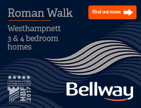Get brand editions for Bellway Homes Ltd, Roman Walk