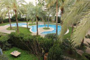 property for sale in First Line Apartment with Communal Garden and Swimming Pool