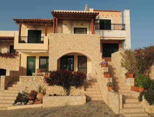 Terraced property for sale in Plaka, Chania, Crete