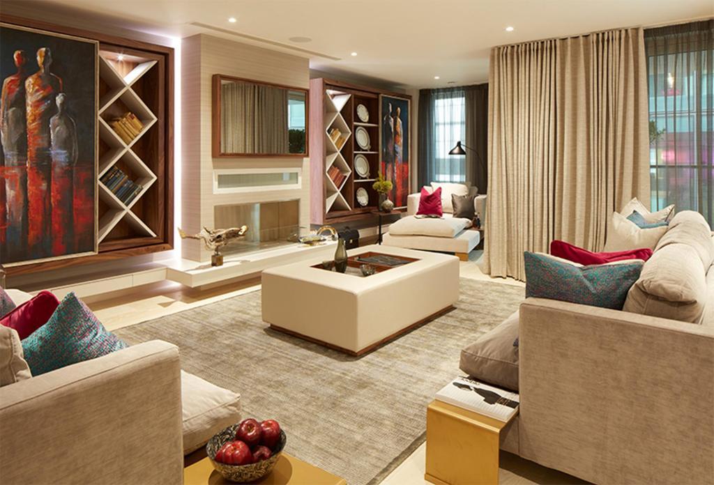 3 Bedroom Flat For Sale In Ingestre Place Soho London W1F 0DF W1F