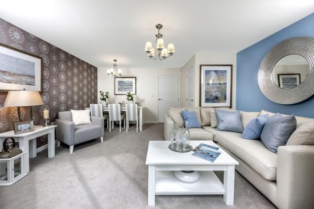 Barwick living room