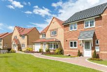 Barratt Homes, Coming Soon - Oakhurst Place