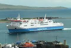 Ferry to Orkney
