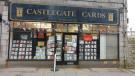 Shop in Castlegate Cards...