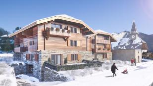Morzine new Apartment for sale
