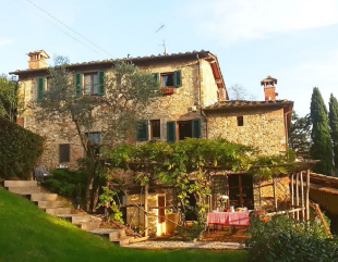 Country House in San Casciano in Val di...