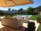 Villa Arzachena view