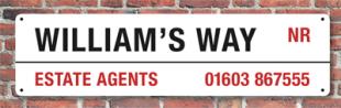 William's Way, Draytonbranch details