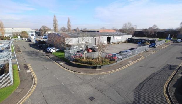 Distribution Warehouse To Rent In Unit C Enterprise Park
