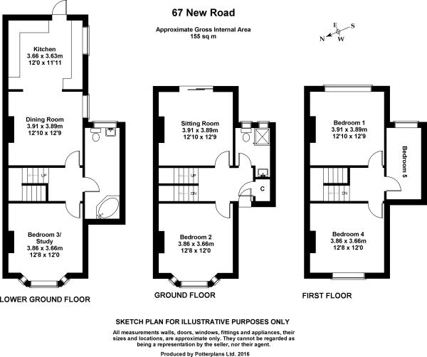 67 New Road Floor...