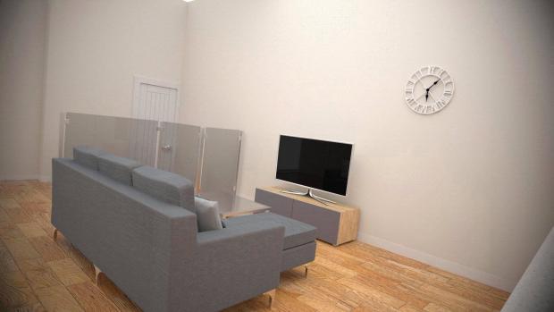 Example Lounge Area