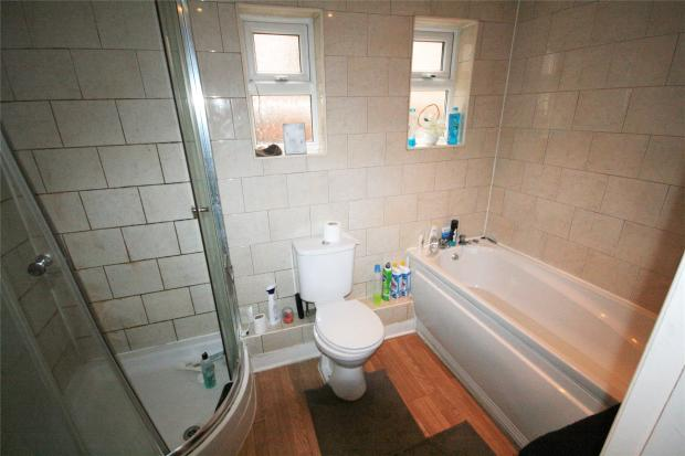 Flat 1 Shower Room