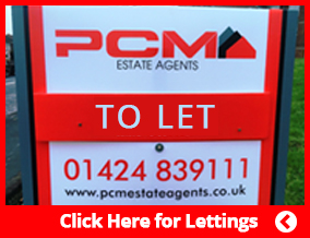 Get brand editions for PCM Estate Agents, Hastings - Lettings