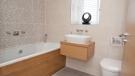 Bathroom Avant Homes full height and feature tiling