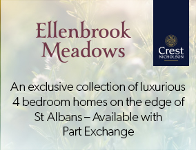 Get brand editions for Crest Nicholson Chiltern, Ellenbrook Meadows