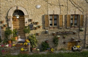 Town House in Le Marche, Fermo...