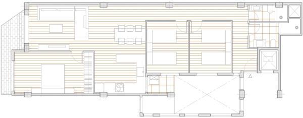 Floor Plan 6th floor