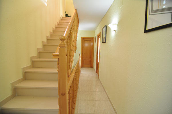 Staircase 2nd floor