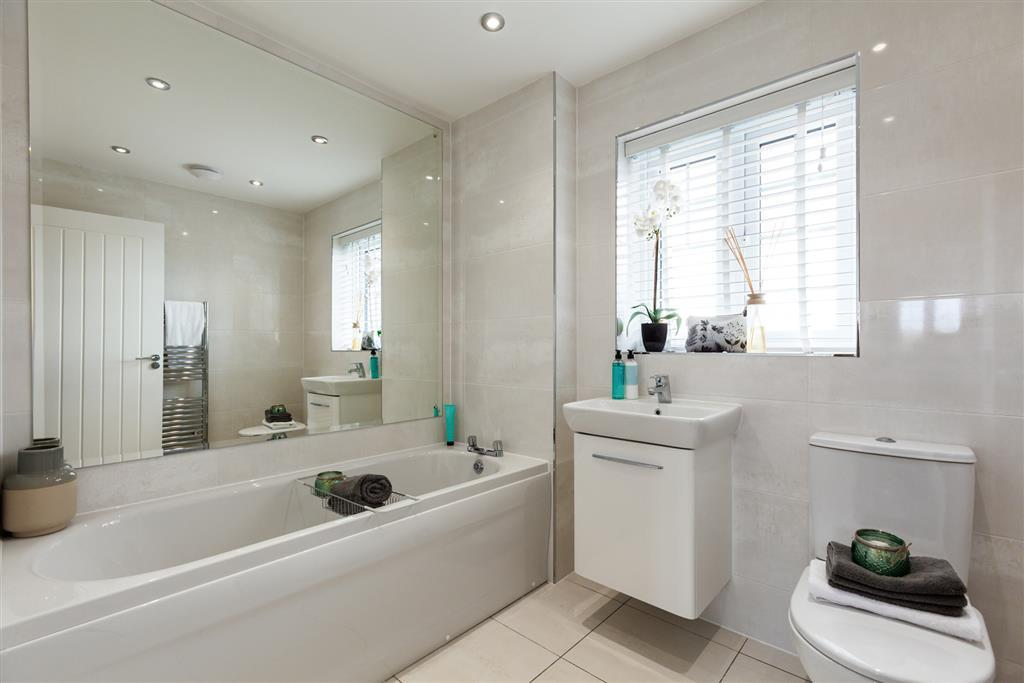 Image from the Eynsham Show Home at Lime Gardens