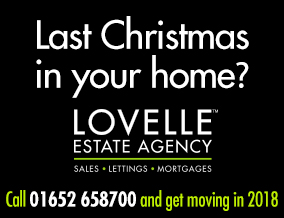 Get brand editions for Lovelle Estate Agency, Brigg - Lettings