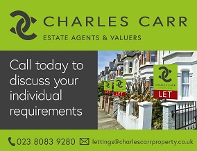 Get brand editions for Charles Carr, Bitterne Precinct Lettings