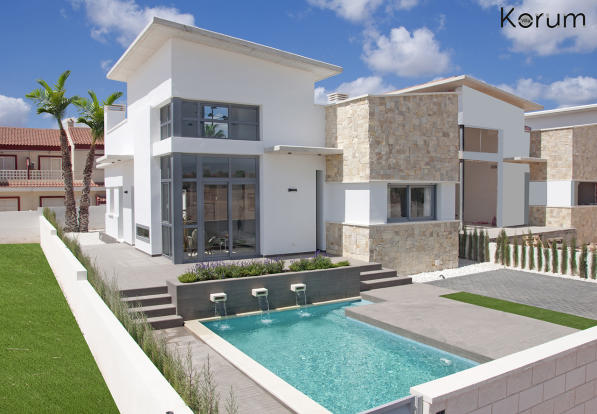 Luxury Villa Korum