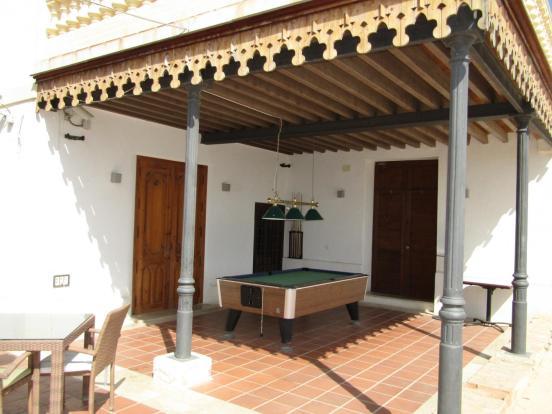 Apartment on Hacienda Riquelme golf resort.
