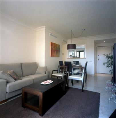 Roda Golf ground floor apartment