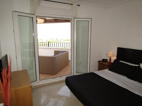Penthouse apartment on 5* golf resort