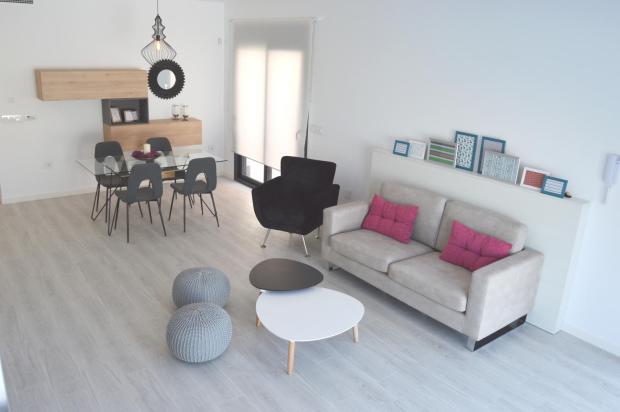 Modern semi detached Villa