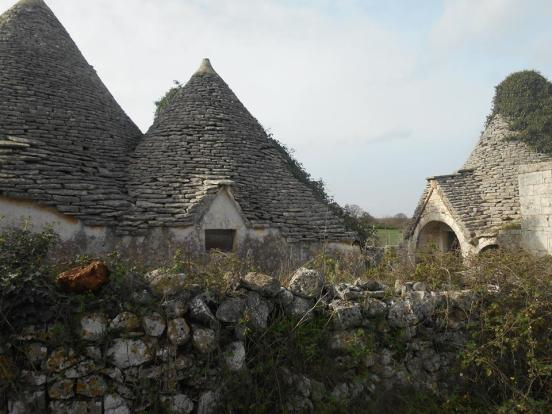 second group  trulli
