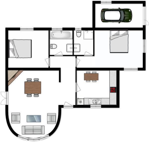 Floorpan 951